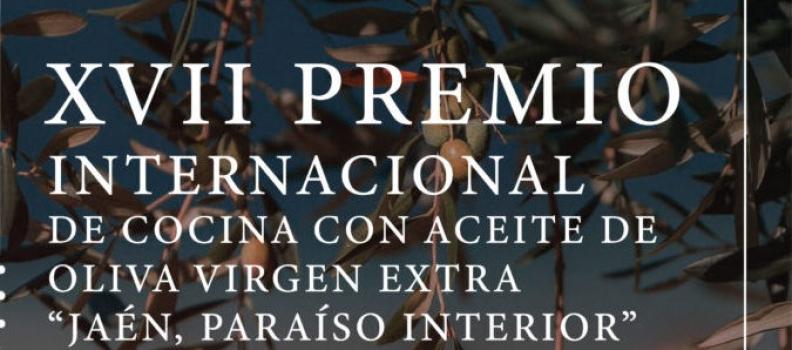 Un total de 47 chefs de más de 20 provincias participan en el XVII Premio Internacional de Cocina con AOVE de la Diputación de Jaén
