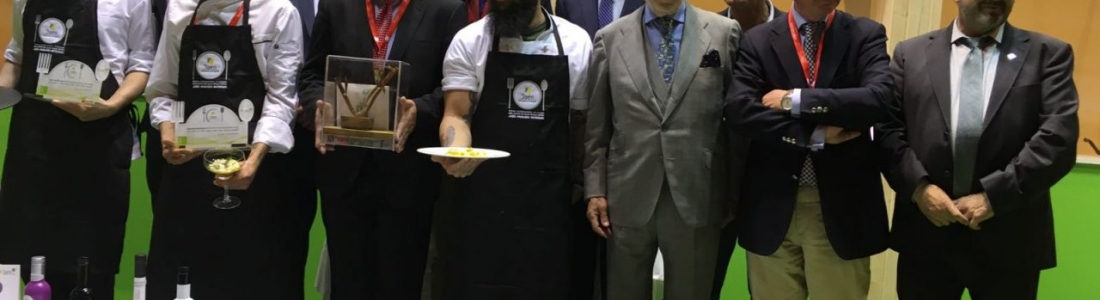 Alberto Montes, de Cáceres, gana el XIV Premio Internacional de Cocina con AOVE «Jaén, paraíso interior»