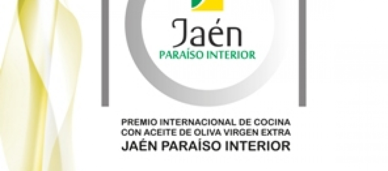 """El XV Premio Internacional de Cocina  con Aceite de Oliva Virgen extra """"Jaén, paraíso interior"""" destina 12.000 euros en premios"""
