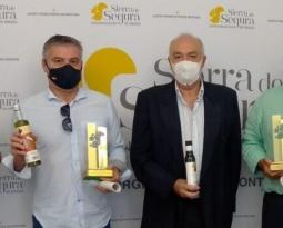 La Denominación de Origen Sierra de Segura entrega los Premios Ardilla de la campaña 2019/20