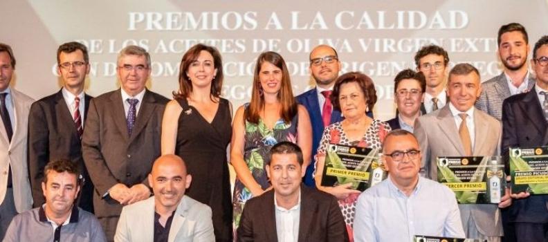 Entregados los Premios a la Calidad de los AOVE de la DOP Priego de Córdoba