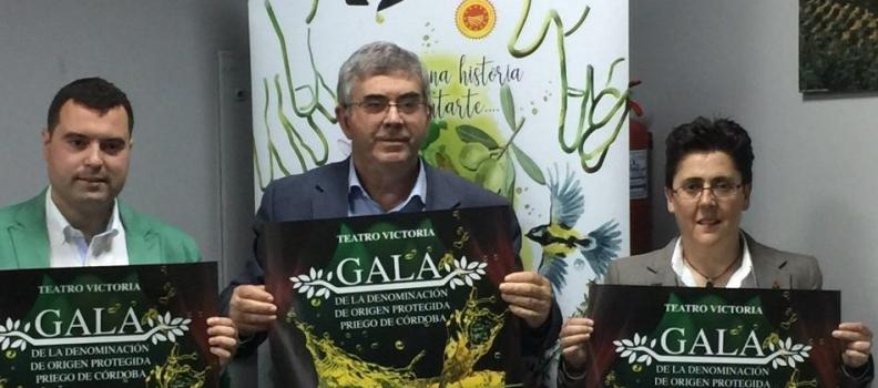 La DO Priego de Córdoba se viste de gala para celebrar la XXI edición de sus Premios a la Calidad del AOVE