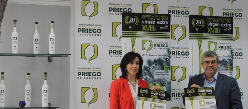 La periodista Pilar Salas, de la Agencia EFE, recibirá el Premio Picudo de la DOP Priego de Córdoba