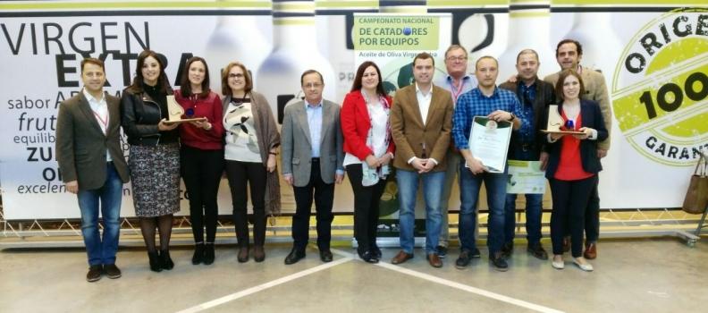 La sede de la DOP Priego de Córdoba acogerá este sábado el III Concurso Nacional de Catadores por Equipos