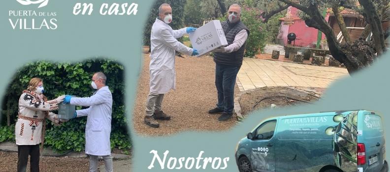 La cooperativa San Vicente de Mogón lanza una campaña para facilitar la compra de aceite de oliva virgen extra