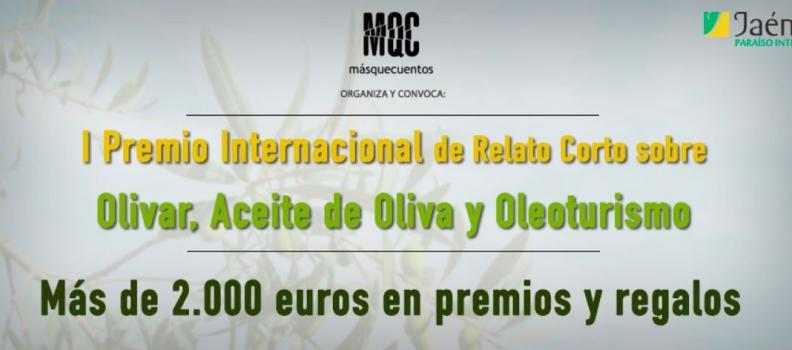 Cerca de 200 autores presentan sus historias al I Premio Internacional de Relato Corto sobre Olivar, Aceite de Oliva y Oleoturismo de Másquecuentos