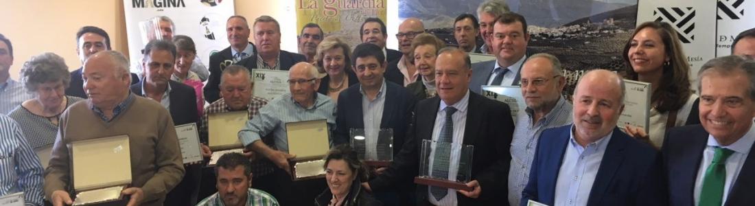 """Reyes subraya que el futuro del olivar pasa por """"más calidad y promocionar los valores saludables y gastronómicos del aceite"""""""