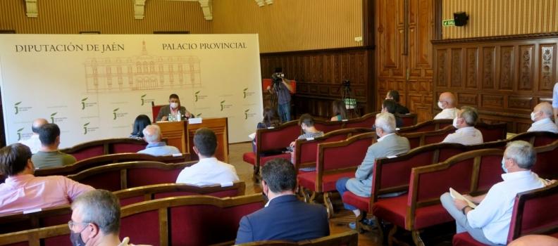 Reyes aboga por que la Junta asuma su competencia en la campaña oleícola y no delegue las tareas en los agricultores