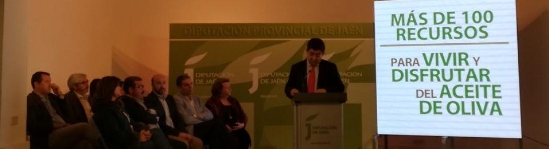 El presidente de la Diputación de Jaén remarca que en estos cuatro años se ha reforzado el impulso al olivar y al sector agrícola
