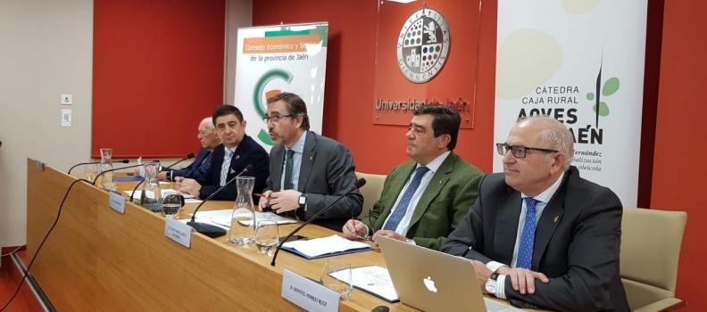 """Reyes pide un reparto de fondos de la PAC que priorice el olivar de montaña, """"básico contra la despoblación"""""""