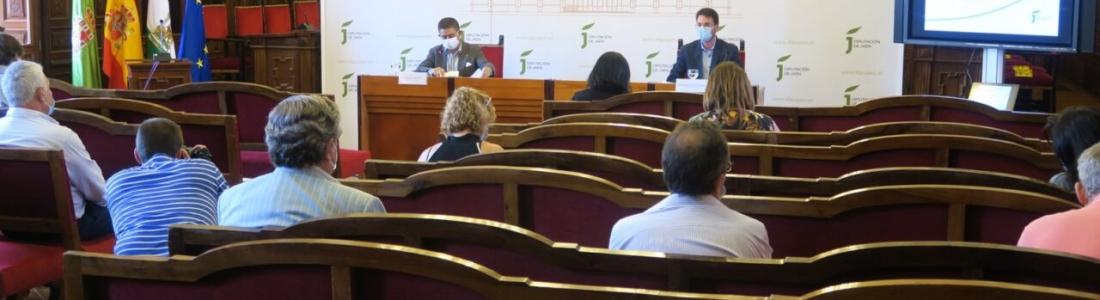 Reyes subraya el carácter pionero de la Diputación en la promoción de Jaén como destino seguro y destaca las actuaciones en oleoturismo