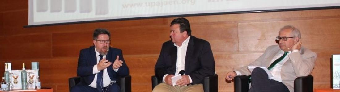 """Manuel Parras reconoce que el consumo en el mercado interior de aceite de oliva """"está muerto"""" y cree que la clave está en el exterior"""