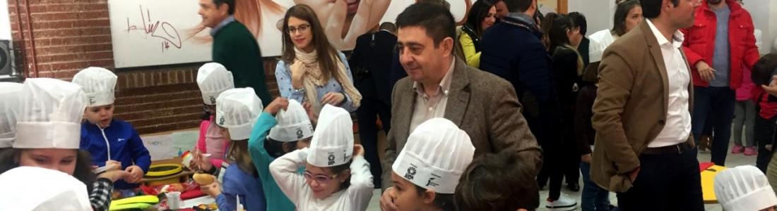 Un total de 900 escolares de Jaén y Galicia conocen las propiedades saludables del aceite de oliva virgen extra