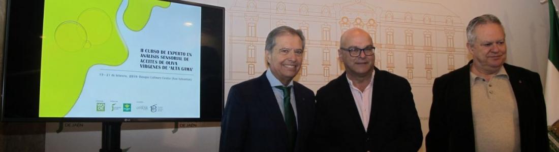 San Sebastián acogerá el II Curso de Experto en Análisis Sensorial de Aceites de Oliva Vírgenes de Alta Gama