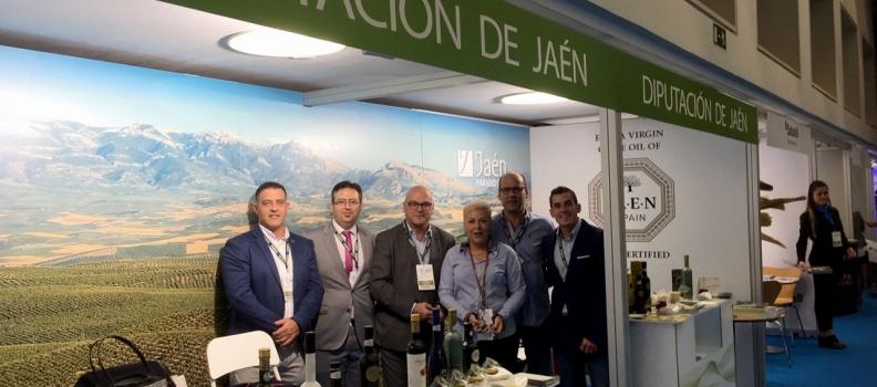 """Los aceites """"Jaén Selección"""" 2018, protagonistas de la presencia jiennense en San Sebastián Gastronómika"""