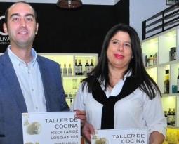 El Centro Olivar y Aceite impartirá un curso de cocina con recetas típicas de la festividad de Los Santos