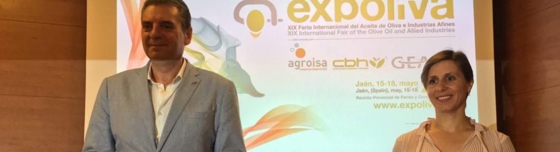 Soledad Aranda destaca el conocimiento y la innovación generada para el sector oleícola en el Simposium Científico y Técnico de Expoliva