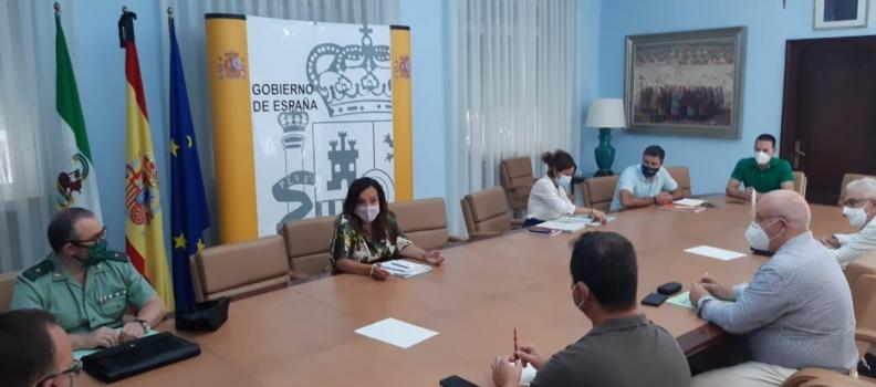 La Subdelegación del Gobierno planifica la seguridad para la manifestación de mañana en la Sierra de Segura