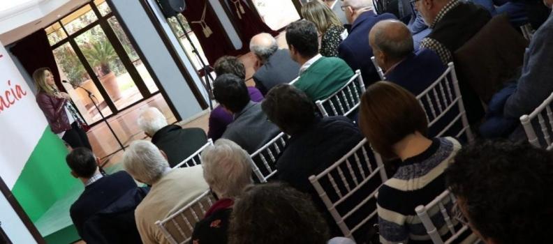 Susana Díaz anuncia la ampliación de las bonificaciones fiscales para incorporar a jóvenes y mujeres al campo