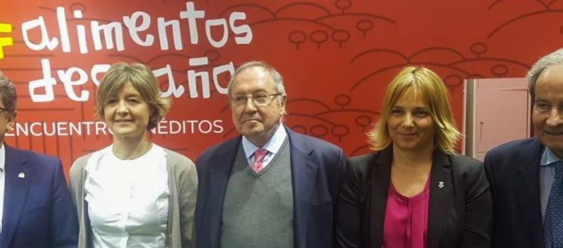 """García Tejerina: """"El éxito de Alimentaria es una muestra de la pujanza del sector agroalimentario español"""""""