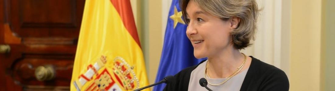 """Isabel García Tejerina: """"España tiene el objetivo claro de conseguir una mayor financiación para la Política Agrícola Común"""""""