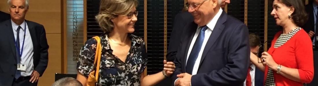 La ministra de Agricultura anuncia que España va a pedir el adelanto del 70% del pago de las ayudas de la PAC