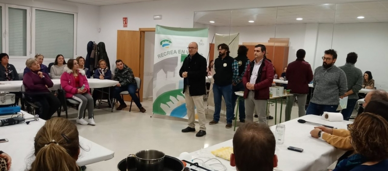 Balance positivo de las I Jornadas Tosirianas del Olivar y el Aceite de Oliva