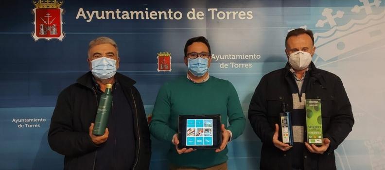 El Ayuntamiento presenta la campaña «Regala aceite de Torres en Navidad»