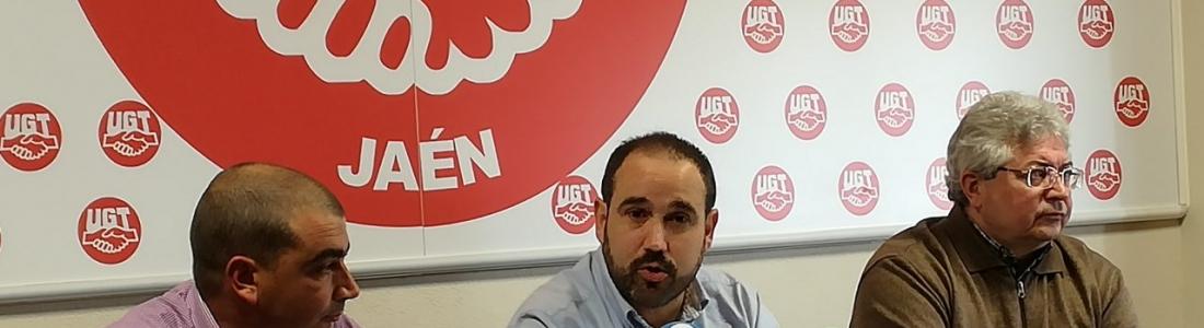 UGT cree necesario una reconversión del sector agrario en la provincia de Jaén