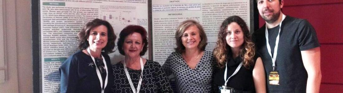 Investigadores de la UJA y la UGR, premiados por un artículo sobre los beneficios del aceite de oliva en pacientes con fibromialgia