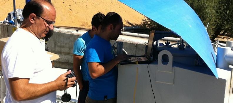 Investigadores desarrollan un proyecto para lograr la eficiencia energética en el proceso productivo del aceite de oliva virgen