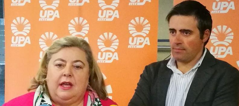 """UPA Jaén muestra su inquietud por la futura PAC y por los """"ilógicos bajos precios"""" del aceite de oliva"""