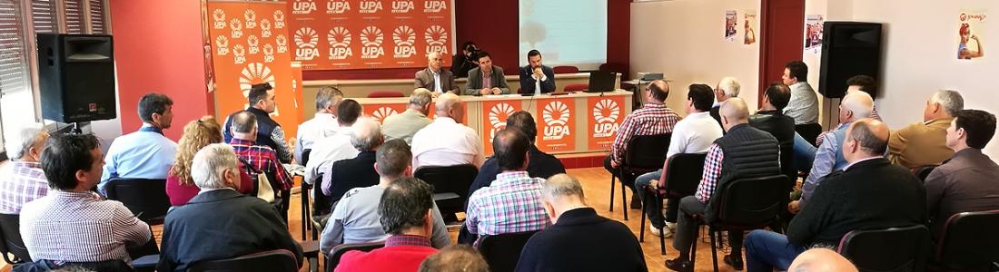 UPA-Jaén reclama a la CHG la regularización de regadíos para poner fin a la inseguridad jurídica
