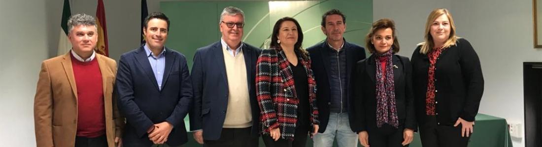 UPA Andalucía se reúne con Carmen Crespo y apuesta por diálogo, compromiso e impulso a la agricultura familiar