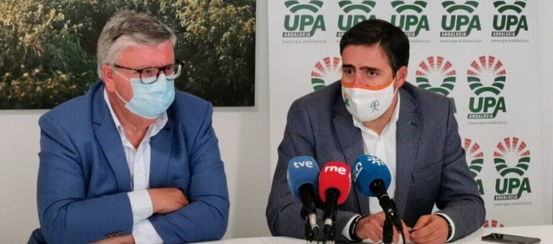 Cristóbal Cano dirigirá la UPA en Andalucía con una candidatura de consenso compuesta por 13 hombres y 13 mujeres que representan a las ocho provincias