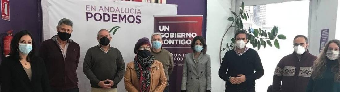 """Velarde (Podemos) defenderá """"una a una"""" las demandas del sector olivarero en la tramitación de la ley de cadena alimentaria"""