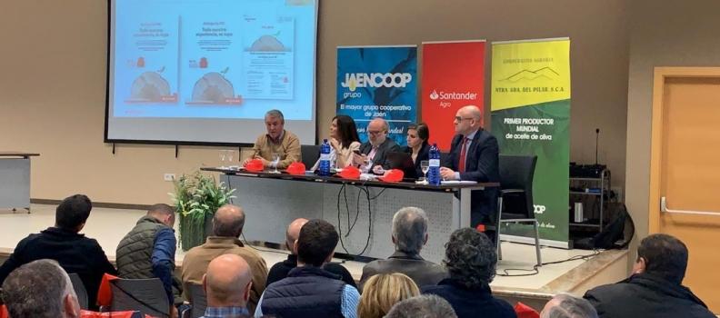 La cooperativa El Pilar de Villacarrillo acoge unas jornadas sobre la PAC