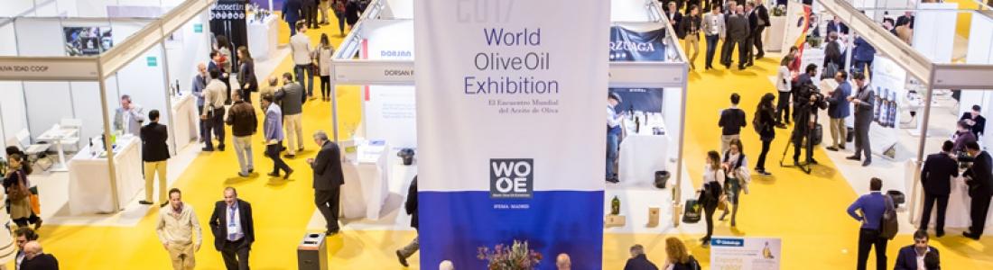 La World Olive Oil Exhibition anuncia su programa de conferencias y de catas