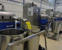 Las empresas de Anierac comercializaron en agosto 27,2 millones de litros de aceites de oliva
