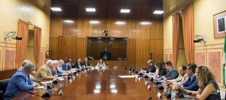 La Junta incrementa hasta los 1,58 millones los fondos para la promoción exterior de la aceituna de mesa en 2019