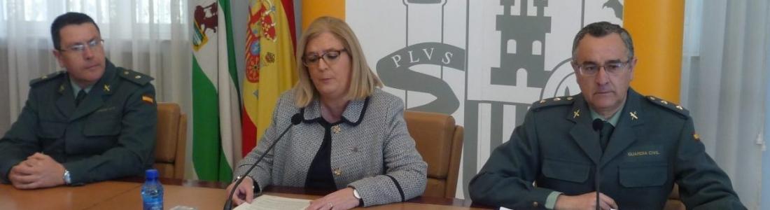 La Guardia Civil recupera el 62% de la aceituna sustraída durante la campaña 2017/2018 en Jaén