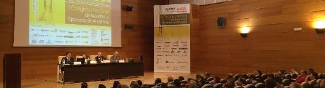 Un total de 350 profesionales participan en el I Congreso Nacional de Maestros y Operarios de Almazara