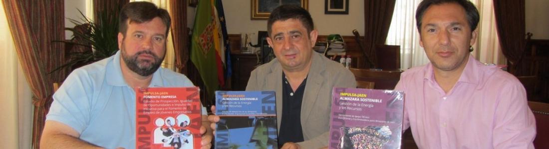 La CEJ presenta a la Diputación de Jaén un estudio sobre la adaptación de almazaras a una gestión ecoeficiente