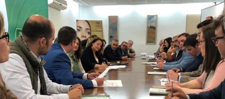 Los GDR de La Loma y Las Villas, y Sierra Sur de Jaén reciben 1,4 millones de euros