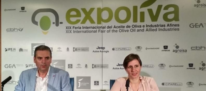 Expoliva 2019 se acercará a los 60.000 visitantes en su edición más internacional