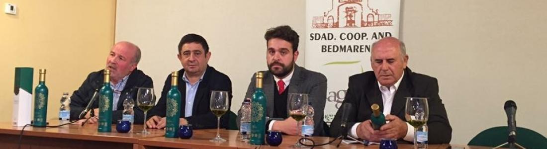La cooperativa Bedmarense producirá 10.000 litros de aceite de oliva de cosecha temprana