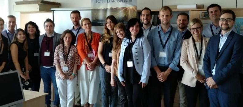 La Junta lidera el proyecto europeo ITC-Biochain para la digitalización de las cadenas de suministros de biomasa