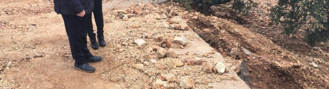 Once municipios jiennenses podrán beneficiarse de las ayudas para el arreglo de caminos dañados por adversidades climáticas