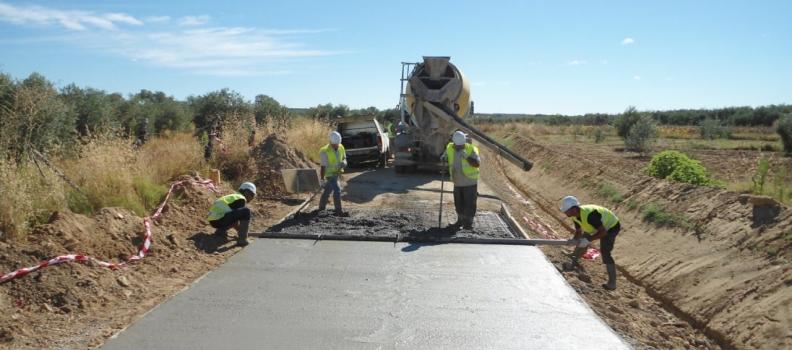 Un total 27 millones de euros para los caminos rurales de más de 200 municipios de toda la comunidad andaluza