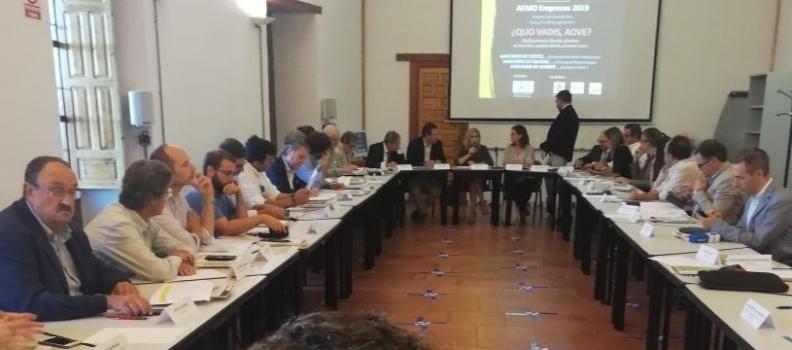 AEMO convoca en Jaén al sector oleícola para reflexionar sobre su presente y futuro bajo el título «¿Quo vadis, AOVE?»